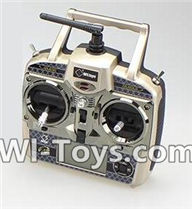 Wltoys V950 Spare-Parts-37-01 Transmitter,Wltoys V950 RC Helicopter Spare Parts Brushless Wltoys V950 Parts Replacement Accessories