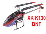 XK K130 BNF,XK K-130 BNF(Inclue the whole helicopter,No Battery,No Transmitter,No charger)