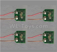 XK X150 Spare Parts-X150.0013.001 Indicator group,Wltoys XK X150 RC Racing Drone Parts,X150 RC Quadcopter Spare parts,X150 RC Drone parts