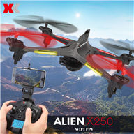 XK X250 Quadcopter(include the FPV 720P 30FPS Camera With Monitor And 0.3MP Camera Components) For Wltoys XK X250 Quadcopter Spare parts,X250 RC Drone parts Medium-Quadcopter-all FPV-Quadcopter-all