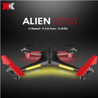XK X250 Quadcopter(Not include the FPV ,Not include the Wifi camera) For Wltoys XK X250 Quadcopter Spare parts,X250 RC Drone parts Medium-Quadcopter-all FPV-Quadcopter-all