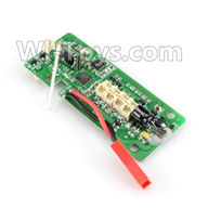 XK X250 Parts-42 Receiver board,Circuit board For Wltoys XK X250 Quadcopter Spare parts,X250 RC Drone parts