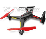 XK X250 Parts-52 BNF(Onlye the Whole X250 Quadcopter,No battery,No charger,No transmitter) For Wltoys XK X250 Quadcopter Spare parts,X250 RC Drone parts