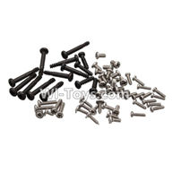 XK X251 Drone Parts-37 Screws set Spare Parts Accessories for Wltoys XK X251 RC Drone,RC Quadcopter Aircraft