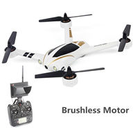 Wltoys XK X252 RC Quadcopter drone-(White color) Brushless Motor 3D 6G Mode RC Quadcopter long distance drone Medium-Quadcopter-all FPV-Quadcopter-all