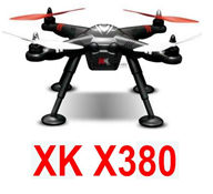 XK X380 Quadcopter-Standard configuration(Gimbal and camera is not included) Spare Parts Accessories for Wltoys XK X380-A X380-B X380-C RC Drone,5.8G image transmission RC Quadcopter Aircraft