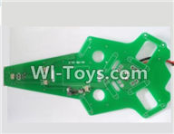 XK X500 Spare Parts-032 Power Board,XK X500 RC Quadcopter Drone Spare Parts,XK X500-A Replacement Accessories Parts