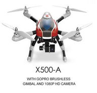 XK X500-A RC Quadcopter(include the cradle head And 1080P HD Motion camera) Medium-Quadcopter-all FPV-Quadcopter-all