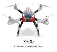 XK X500 RC Quadcopter-Standard configuration(Not included the Gimbal and camera ) Medium-Quadcopter-all FPV-Quadcopter-all