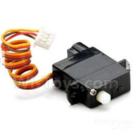 XK K110 Parts-47 Servo For Wltoys XK X110 Helicopter parts,6ch Brushless Helicopter spare parts
