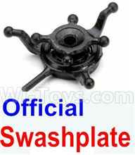 XK K110 Parts-50 Swashplate For Wltoys XK X110 Helicopter parts,6ch Brushless Helicopter spare parts
