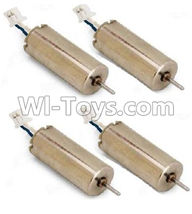XK K120 Parts-22 Tail Motor(4pcs) For Wltoys XK X120 Helicopter parts,6ch Brushless Helicopter spare parts