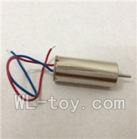 XinXun X32 RC Helicopter model XinXun-X32-B-2-Parts-04 rotating Motor with red and blue wire(1pcs)
