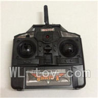 XinXun X32 RC Helicopter model XinXun-X32-B-2-Parts-07 Transmitter