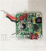 XinXun X32 RC Helicopter model XinXun-X32-B-2-Parts-08 Circuit board,Receiver board