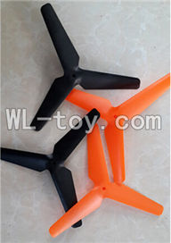 XinXun X33 RC Quadcopter parts, XinXun X33 X33V parts-02 Main rotor blades(4pcs)