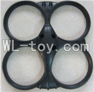 XinXun X33 RC Quadcopter parts, XinXun X33 X33V parts-03 outer protect foam frame