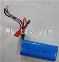 XinXun X33 RC Quadcopter parts, XinXun X33 X33V parts-06 Official LI-ION0 7.4V 900MAH BATTERY