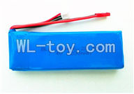XinXun X33 RC Quadcopter parts, XinXun X33 X33V parts-08 Upgrade 2200mah battery