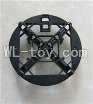XinXun X33 RC Quadcopter parts, XinXun X33 X33V parts-15 Main body frame