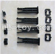 XinXun X33 RC Quadcopter parts, XinXun X33 X33V parts-25 Fixed Accessories unit