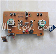 XinXun X33 RC Quadcopter parts, XinXun X33 X33V parts-26 X33 Transmitter board(Can only be used for XinXun X33)