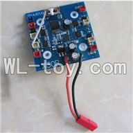 XinXun X33 RC Quadcopter parts, XinXun X33 X33V parts-28 Circuit board,Receiver board((Can only be used for XinXun X33))