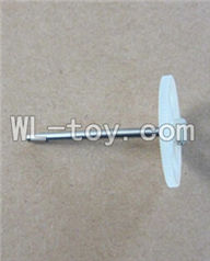 XinXun X33 RC Quadcopter parts, XinXun X33 X33V parts-30 Main gear with hollow pipe