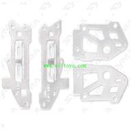 S107N-parts-28 Metal frame(4pcs)