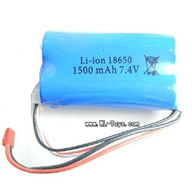 mjx T55/T655-parts-31 Battery 7.4v 1500mah,MJX T655 T55 RC Helicopter Spare Parts