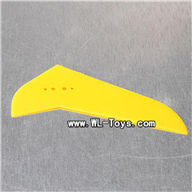 mjx T55/T655-parts-44 vertical wing(Yellow),MJX T655 T55 RC Helicopter Spare Parts
