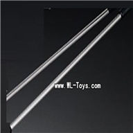 MJX T55/T655-parts-46 Support pipe(2pcs),MJX T655 T55 RC Helicopter Spare Parts