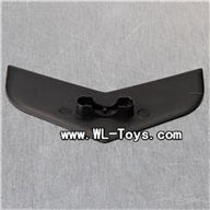 MJX T55/T655-parts-48 Horizontal wing-Black,MJX T655 T55 RC Helicopter Spare Parts