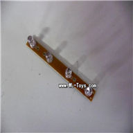 MJX T55/T655-parts-50 Side light board,MJX T655 T55 RC Helicopter Spare Parts