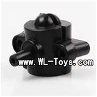 MJX T55/T655-parts-53 Tail cover fixtures for the Long tail pipe,MJX T655 T55 RC Helicopter Spare Parts