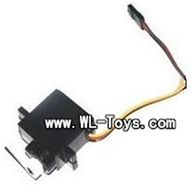 MJX T55 T655-parts-60 Servo,MJX T655 T55 RC Helicopter Spare Parts