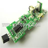 LS-222-ls222 helicopter parts-07 Circuit board,Receiver board