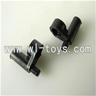 LS-222 ls222 helicopter parts-24 Fixtures for the head(2pcs)