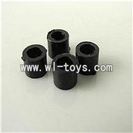 LS-222-ls222 helicotper parts-30-Limit plastic-pipe(4pcs)