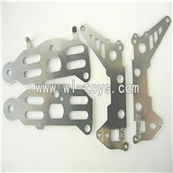 LS-222 ls222 helicopter parts 36 Metal frame A and B 4PCS