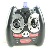 LS-222 ls222 helicotper parts-37 Remote control