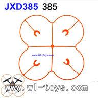 JXD385, JXD-385 quadcopter quad copter Spare Parts,Protection framework