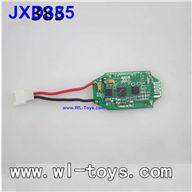 JXD385, JXD-385 quadcopter quad copter Spare Parts, PCB, Receiver Board