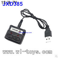 JXD385, JXD-385 quadcopter quad copter Spare Parts, USB Charger and Balance