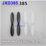 JXD385, JXD-385 quadcopter quad copter Spare Parts,Main Blades 4pcs/set