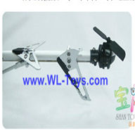 LianSheng LS-208 LS208 RC Helicopter parts, Tail Motor Set-14