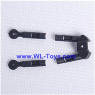 LianSheng LS-208 LS208 RC Helicopter parts, Support tube fixing parts, 1 set-20