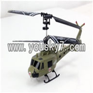 WLtoys A638 RC Helicopter outdoor Toys for children