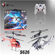 WLtoys S626 RC Helicopter