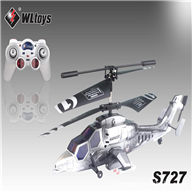 WLtoys S727 RC Helicopter
